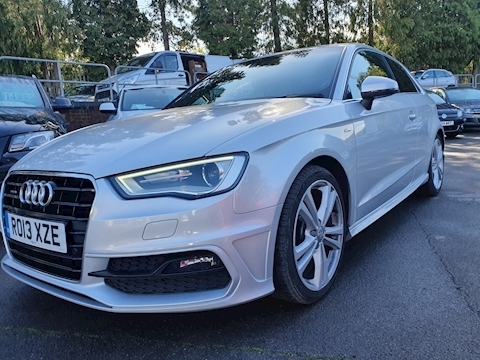 A3  Hatcback £5595OF FACTORY OPTIONS) 1.8TFSI Quattro S Tronic Petrol