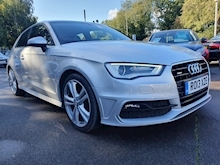 Audi A3 1.8 TFSI  Quattro S line £5595 OF FACTORY OPTIONS - Thumb 7