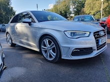 Audi A3 1.8 TFSI  Quattro S line £5595 OF FACTORY OPTIONS - Thumb 8