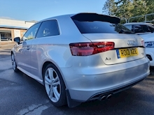 Audi A3 1.8 TFSI  Quattro S line £5595 OF FACTORY OPTIONS - Thumb 12