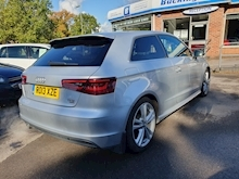 Audi A3 1.8 TFSI  Quattro S line £5595 OF FACTORY OPTIONS - Thumb 10