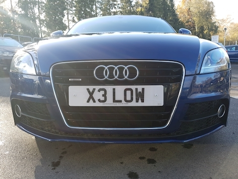 2.0 TFSI S line Coupe 2dr With Nav Petrol S Tronic Quattro169 g/km, 208 bhp)
