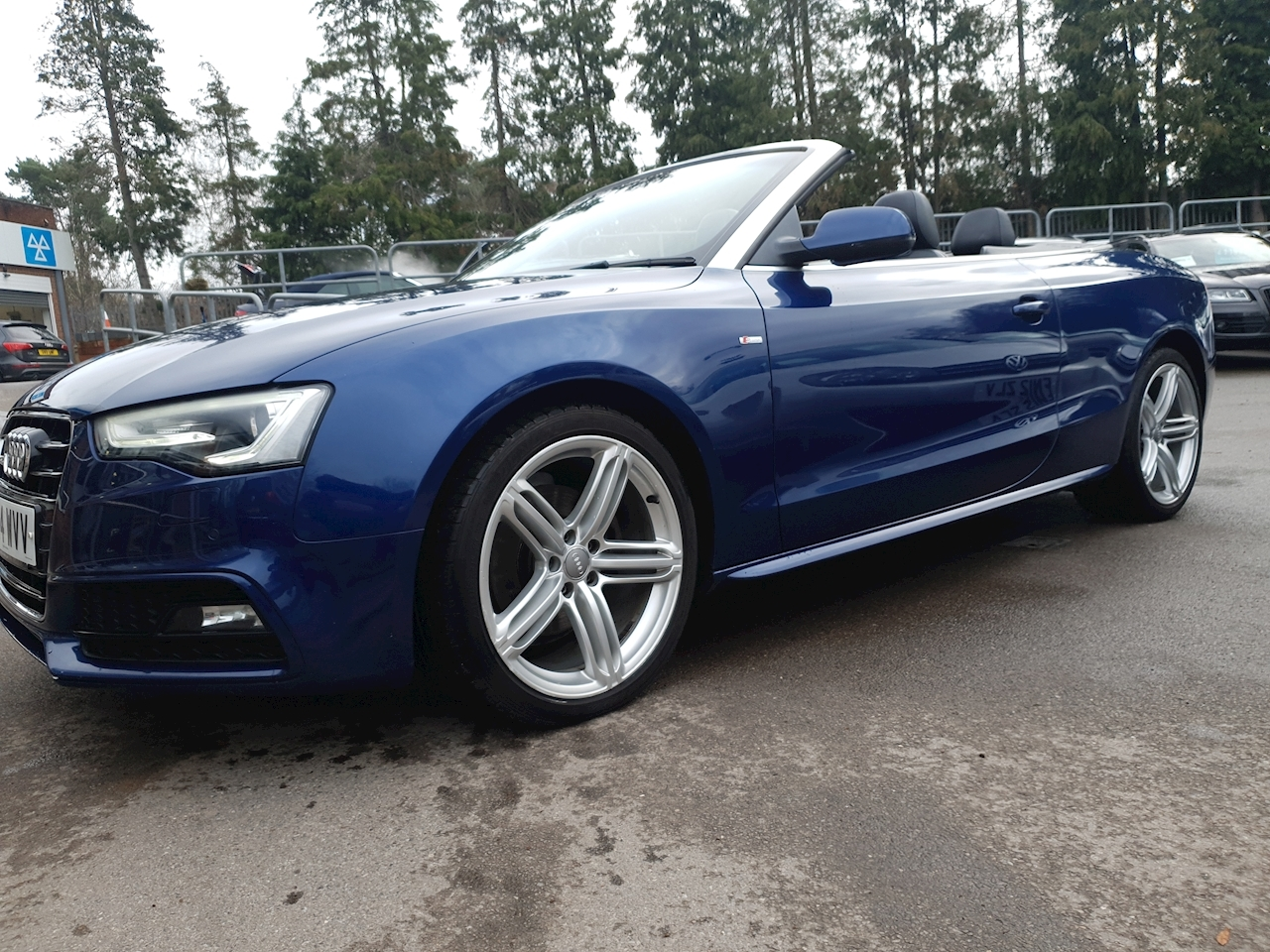 Audi 2.0 TDI S line Special Edition  (£3710 OF FACTORY OPTIONS)Cabriolet 2dr Diesel Multitronic (132 g/km, 175 bhp)