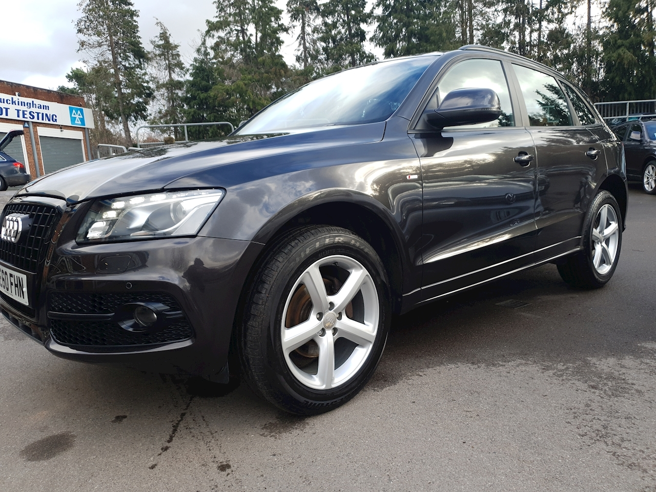 Audi 2.0 TFSI SUV 5dr (£10265 OF FACTORY OPTIONS) Petrol S Tronic quattro (197 g/km, 208 bhp)