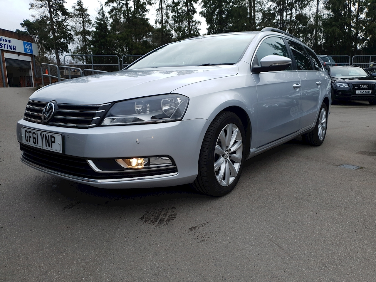 Volkswagen 2.0 TDI BlueMotion Tech SE
