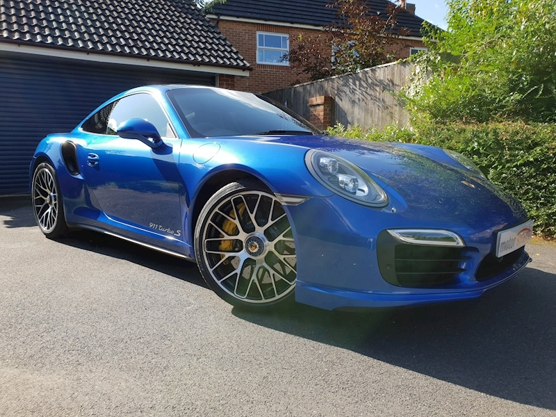911 Turbo S Pdk 3.8 2dr Coupe Semi Auto Petrol
