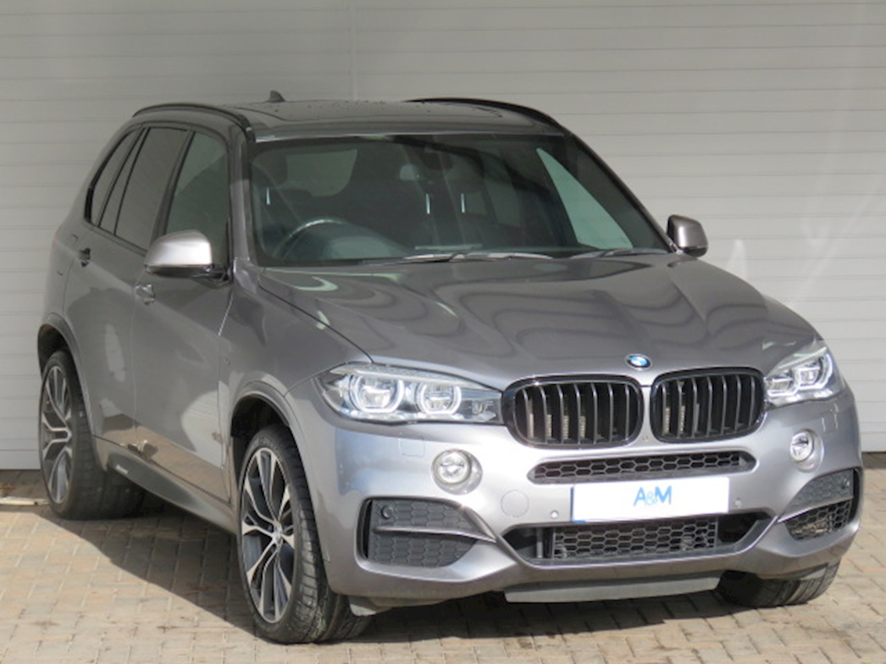 BMW X5 M50d Estate 3.0 Automatic Diesel