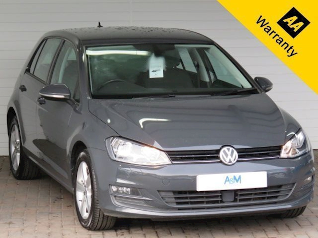 Volkswagen Golf Match Edition Tdi Bmt Hatchback 1.6 Manual Diesel