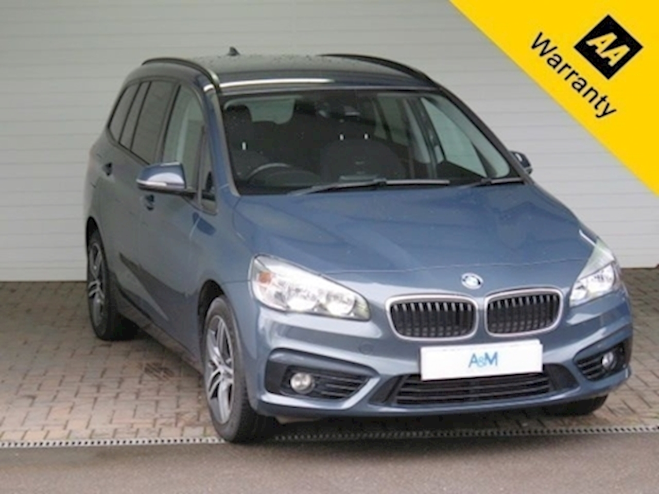 BMW 2 Series 218D Sport Gran Tourer Estate 2.0 Manual Diesel