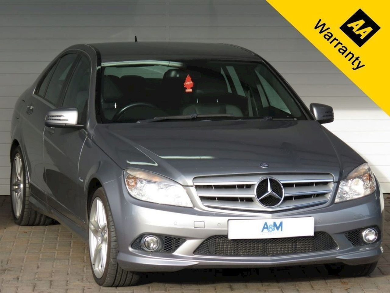 Mercedes C Class C250 Cdi Blueefficiency Sport Saloon 2.1 Automatic Diesel
