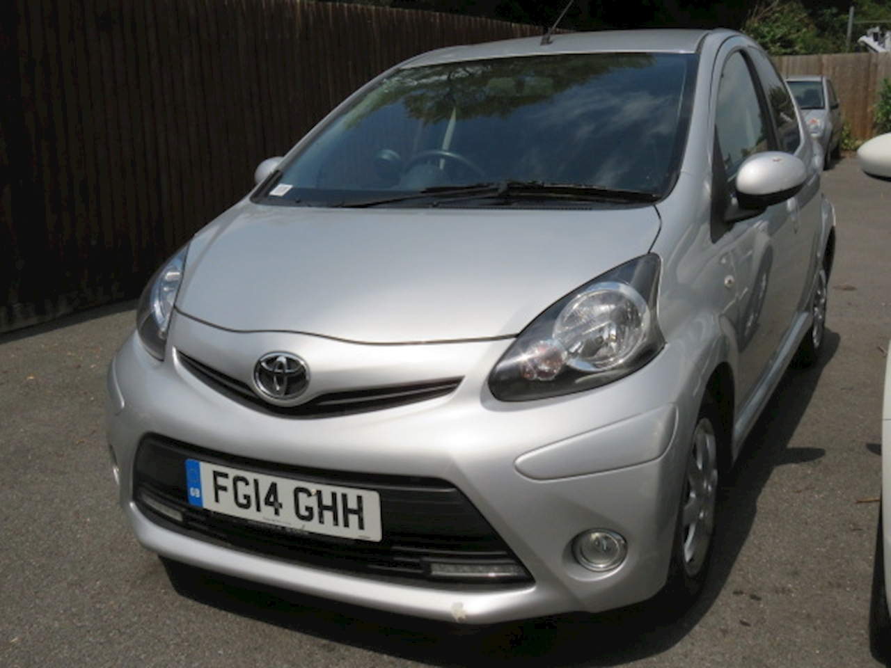 Toyota AYGO Mode 1 5dr Hatchback Manual Petrol