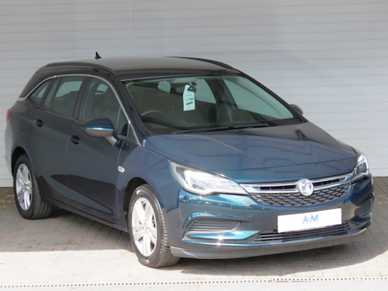 Vauxhall Astra Tech Line 1.6 5dr Sports Tourer Manual Diesel