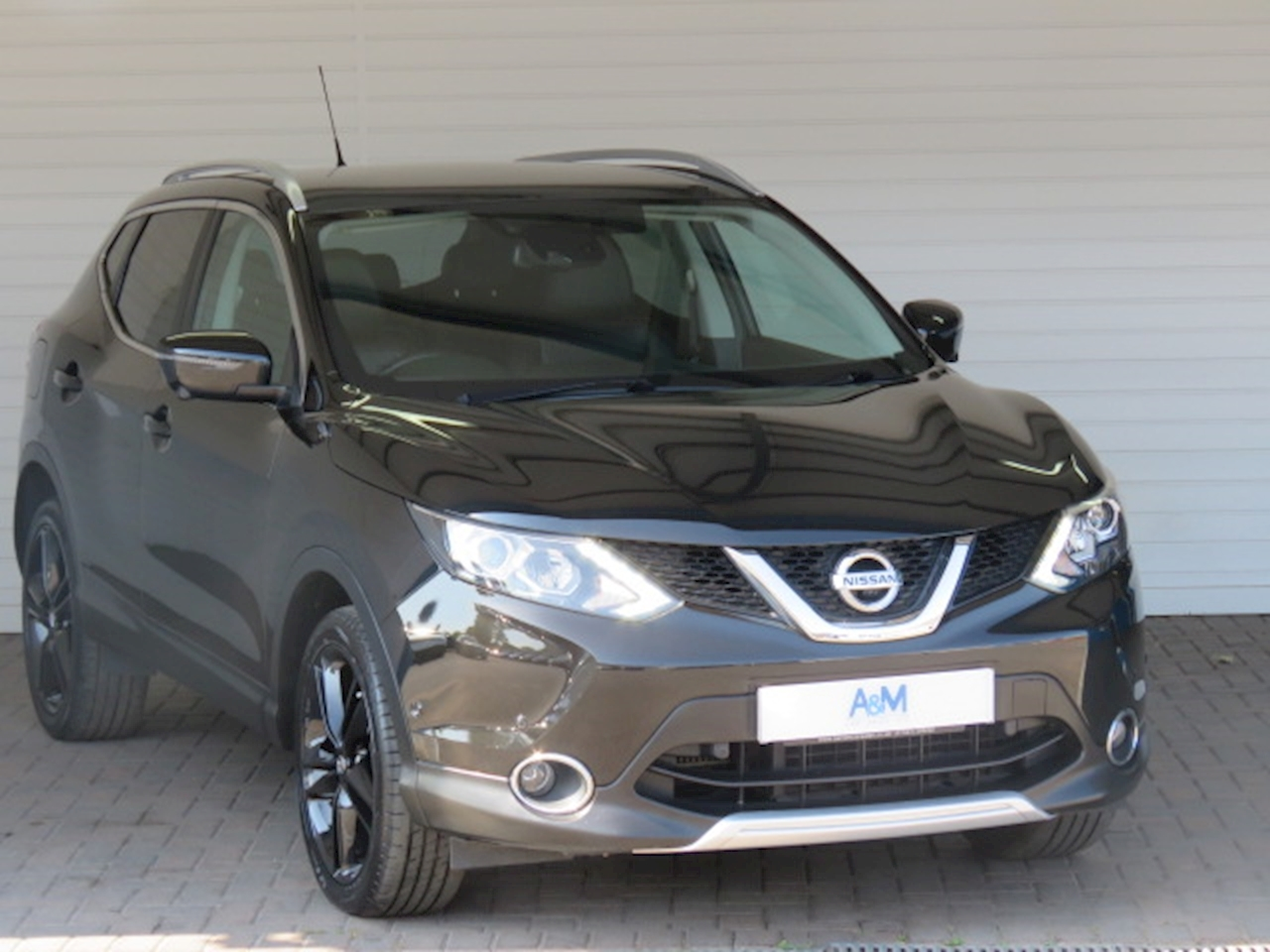 Nissan Qashqai Black Edition 1.5 5dr SUV Manual Diesel