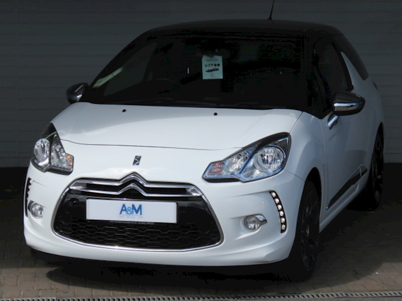 Citroen DS3 DStyle Plus 1.6 3dr Hatchback Manual Petrol