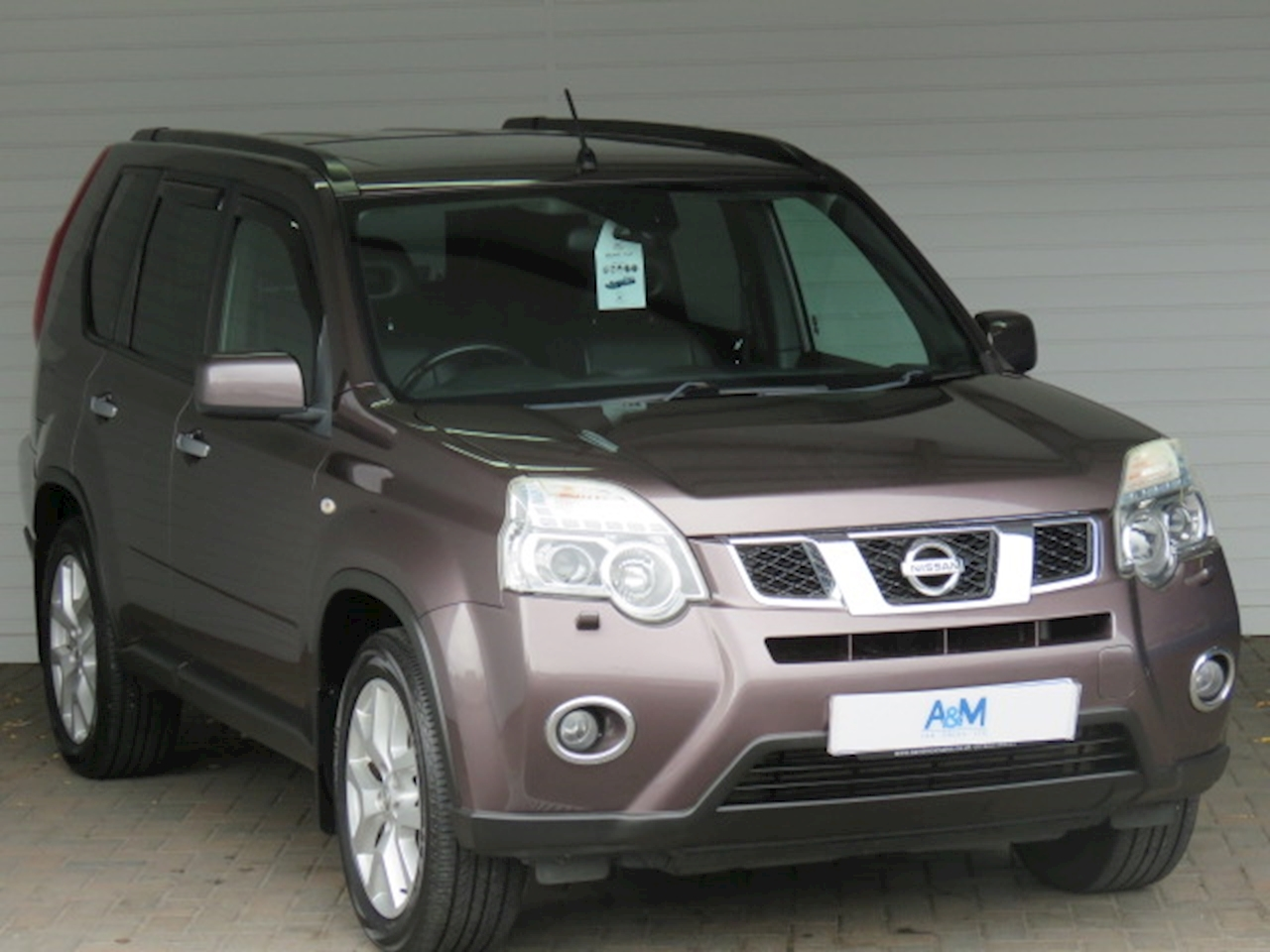 Nissan X-Trail Tekna SUV 2 Manual Diesel