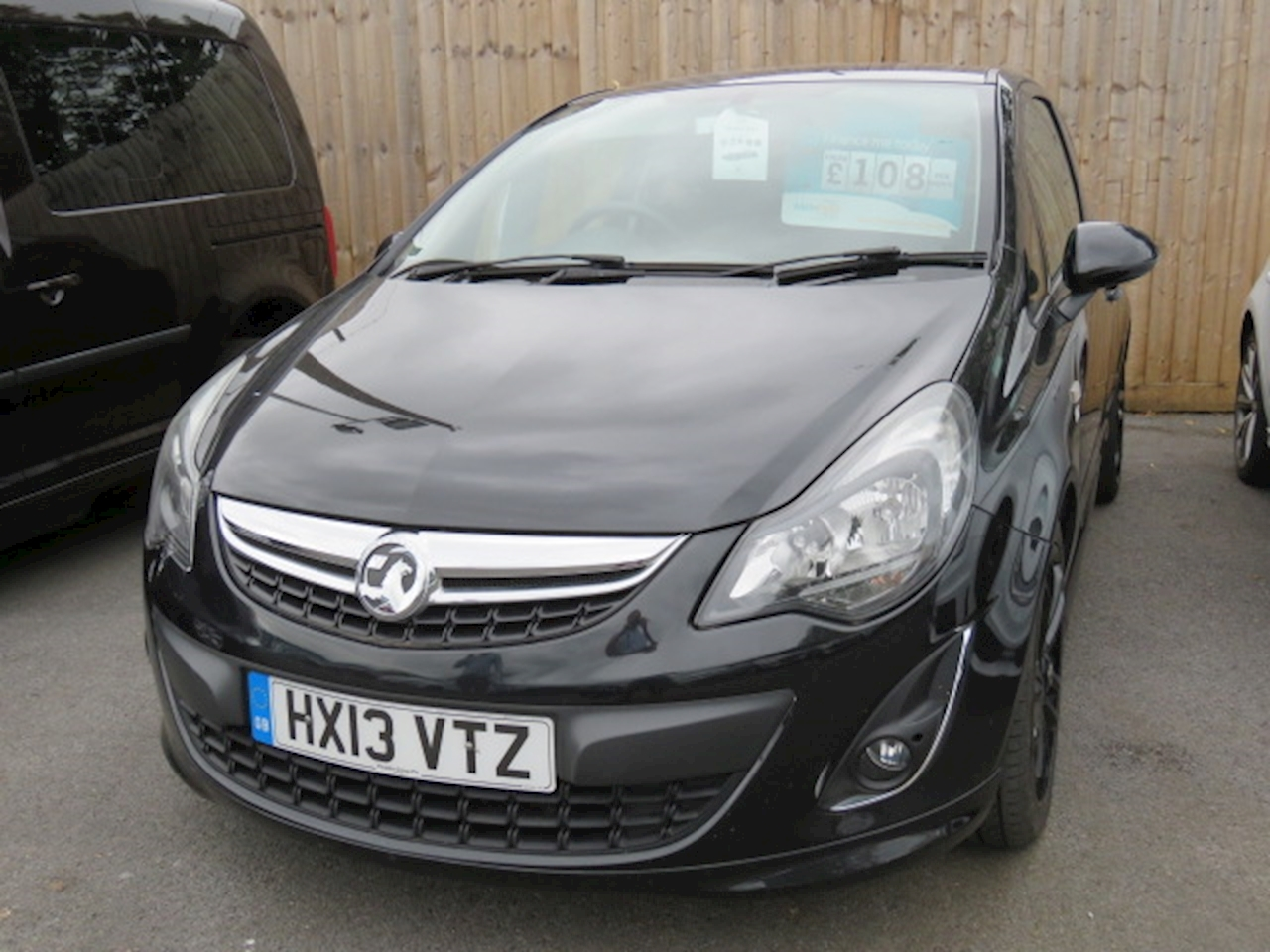 Vauxhall Corsa Limited Edition 1.2 3dr Hatchback Manual Petrol