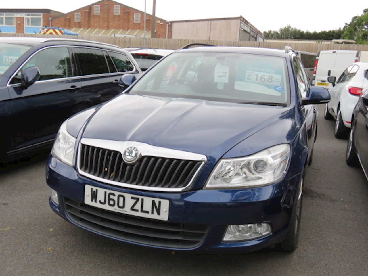 SKODA Octavia Elegance Estate 1.4 Manual Petrol