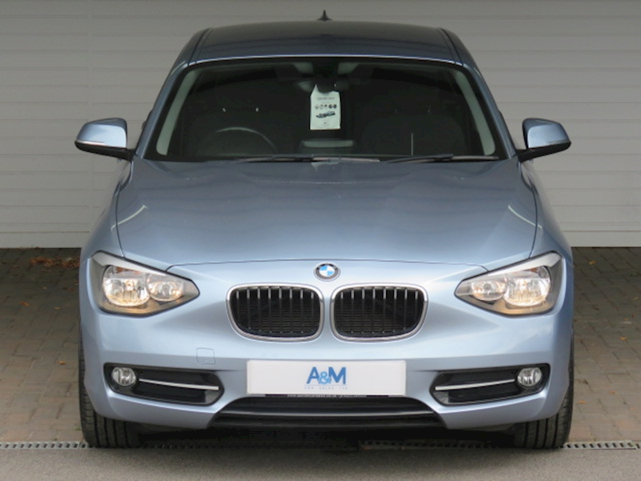 BMW 1 Series 116i Sport 5-door 1.6 5dr 5 Door Sports Hatch Manual Petrol