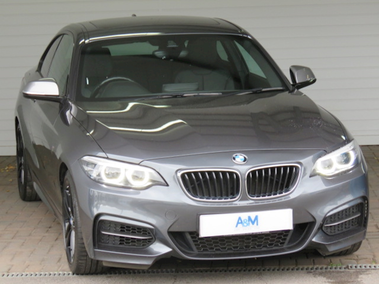 BMW 2 Series M240i Coupe 3.0 2dr Coupe Automatic Petrol