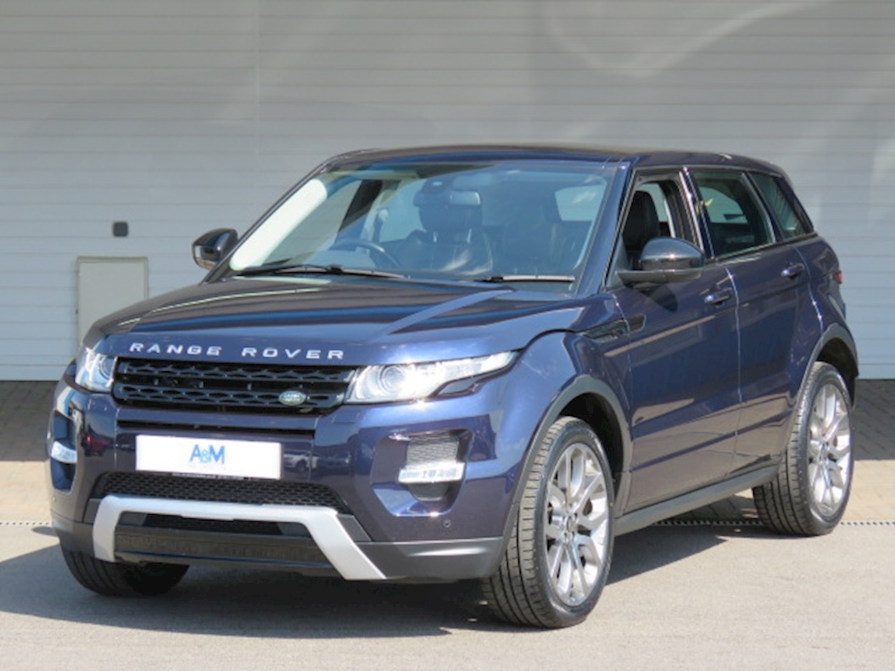 Land Rover Range Rover Evoque Dynamic 2.2 5dr SUV Automatic Diesel