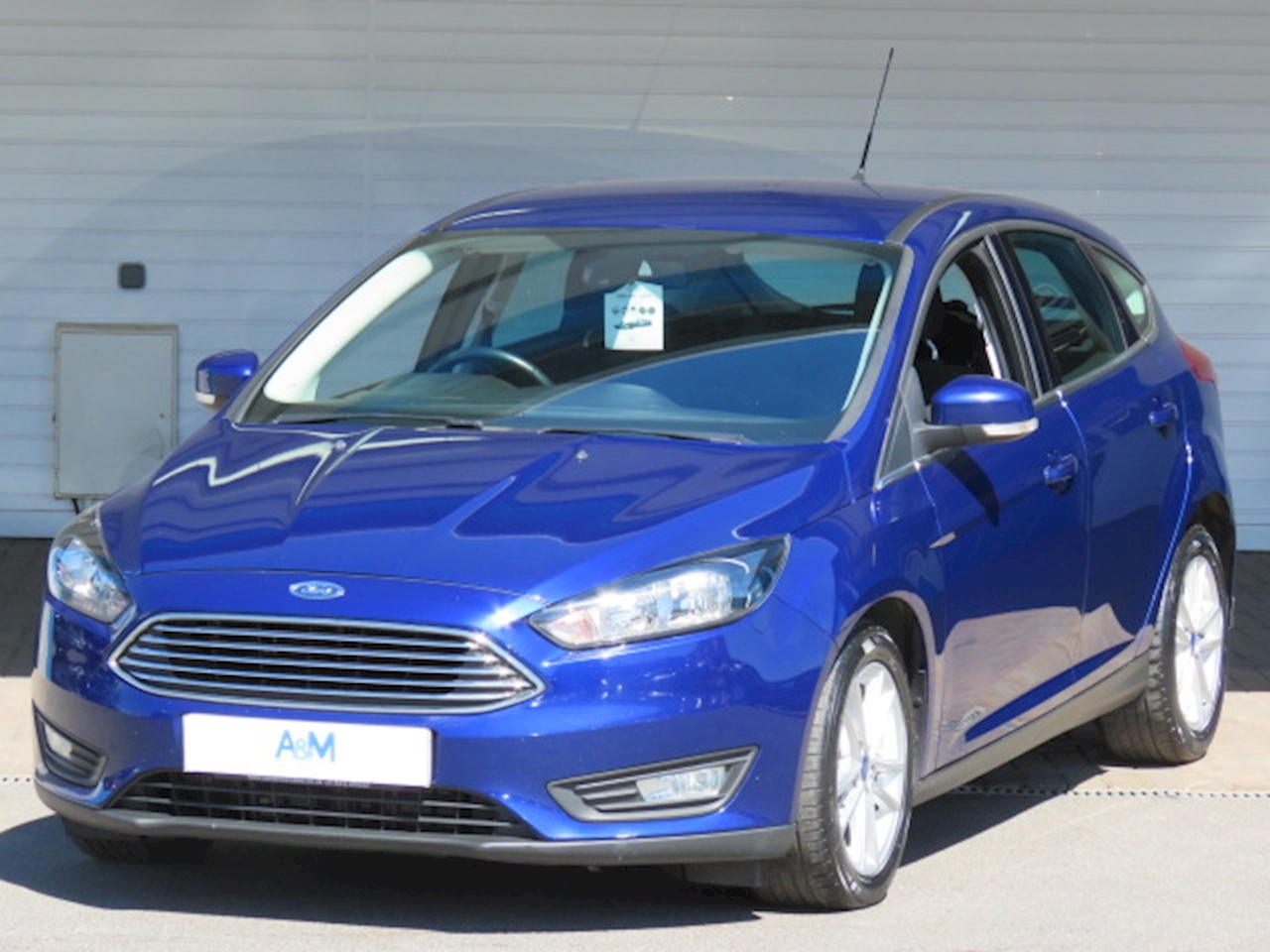 Ford Focus Zetec Tdci Hatchback 1.5 Manual Diesel