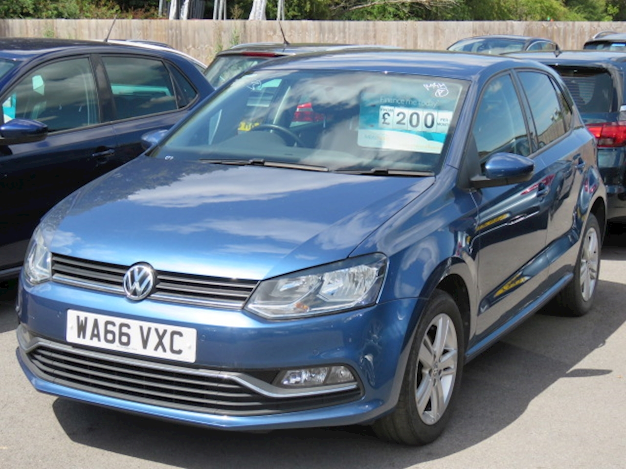 Volkswagen Polo Match 1.4 5dr Hatchback Manual Diesel