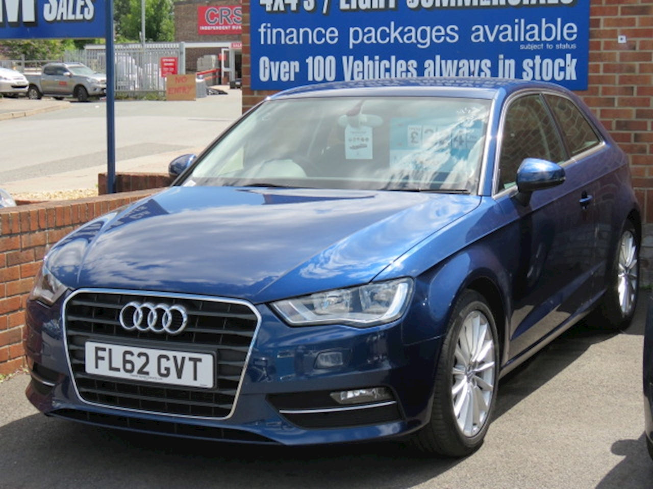 Audi A3 Sport 2.0 3dr Hatchback Manual Diesel
