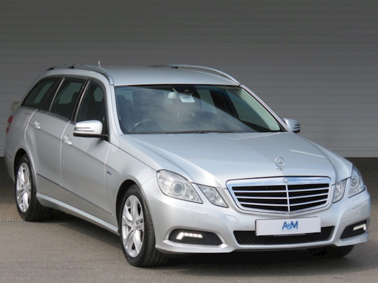 Mercedes-Benz E Class Avantgarde Estate 3.0 Auto Diesel