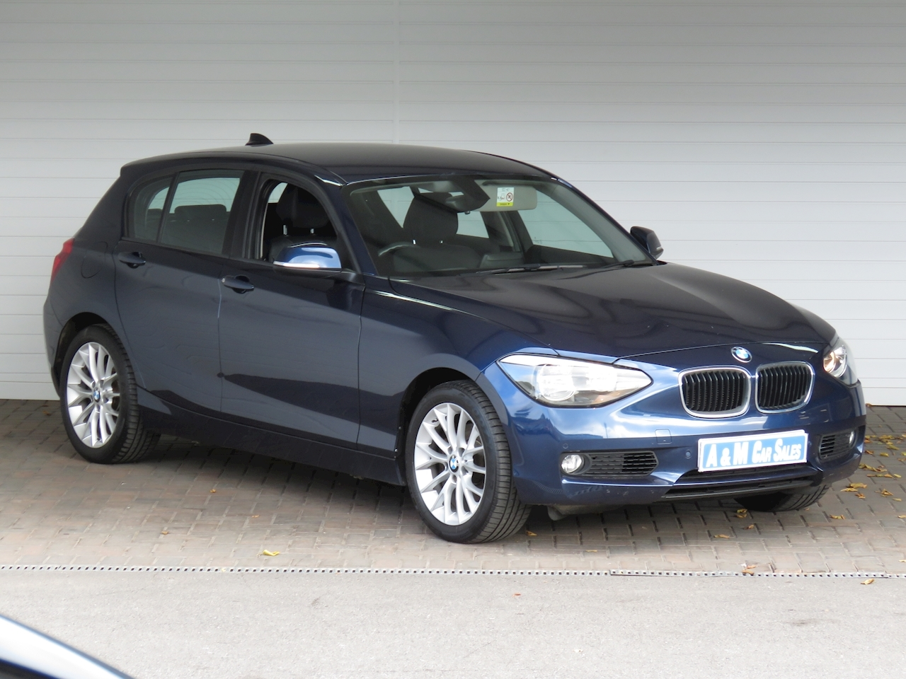 BMW 1 Series 120D Xdrive Se Hatchback 2.0 Manual Diesel