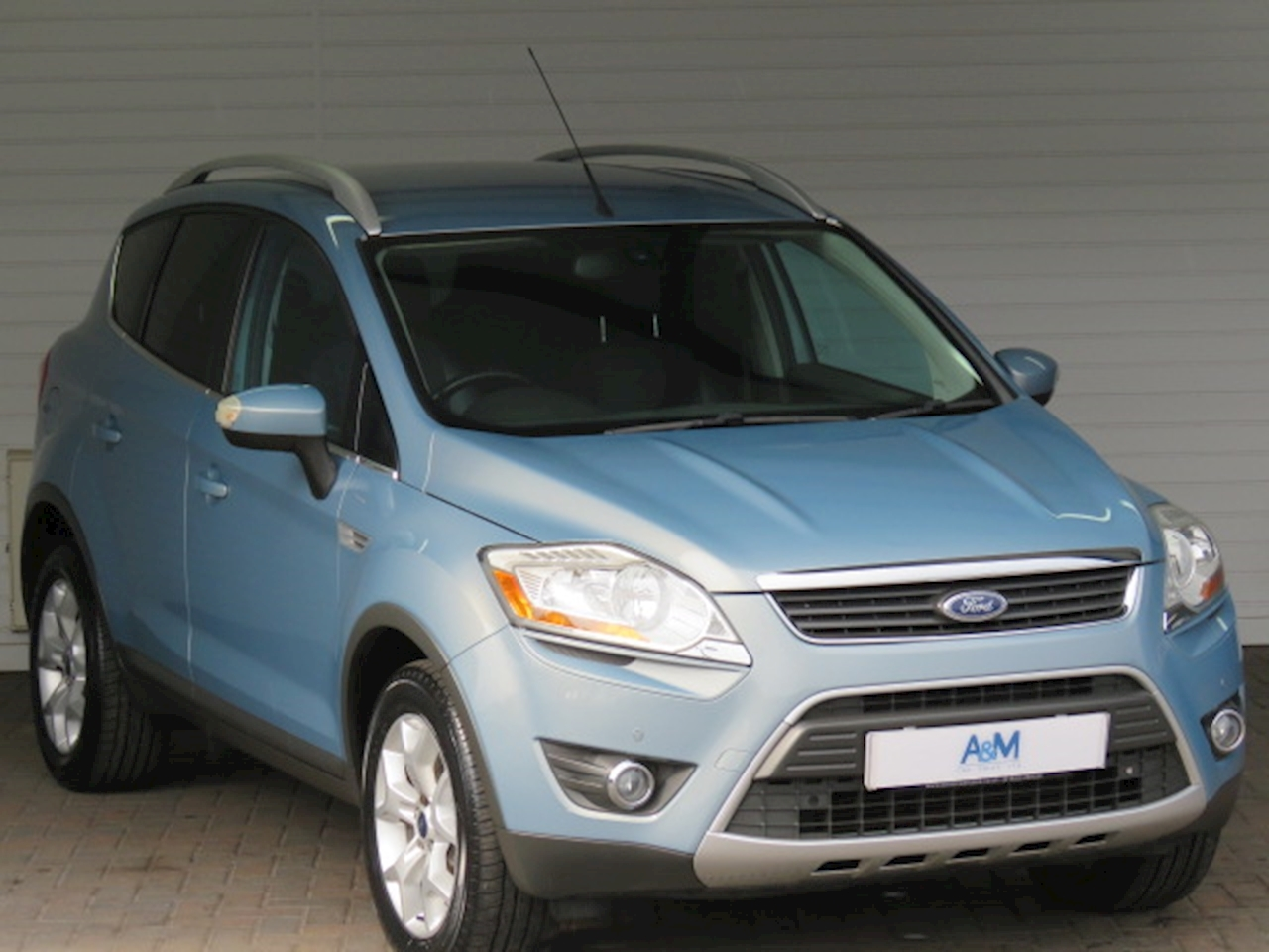 Ford Kuga Titanium SUV 2.0 Manual Diesel
