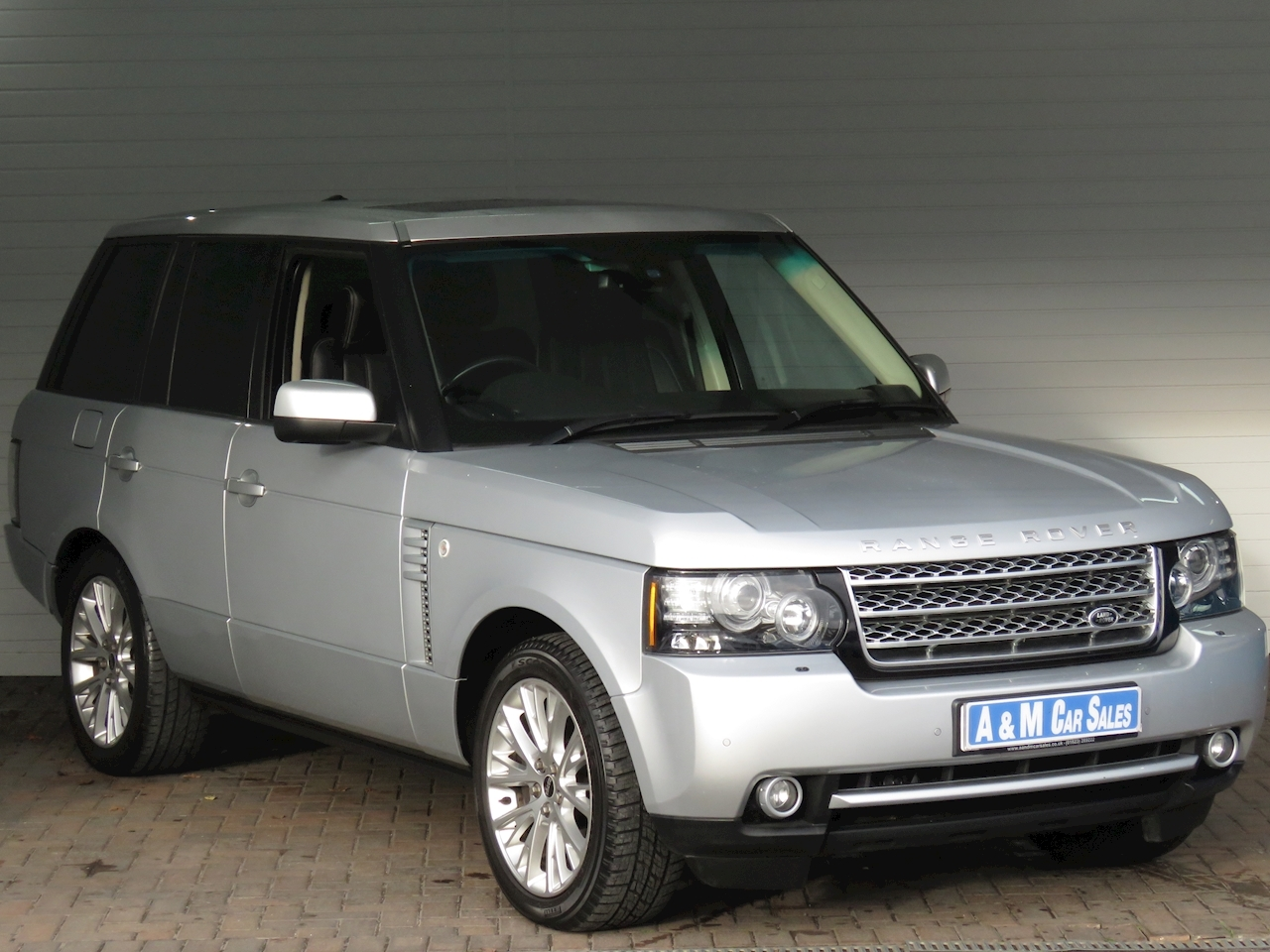 Land Rover Range Rover Range Rover Autob Tdv8 A Estate 4.4 Automatic Diesel