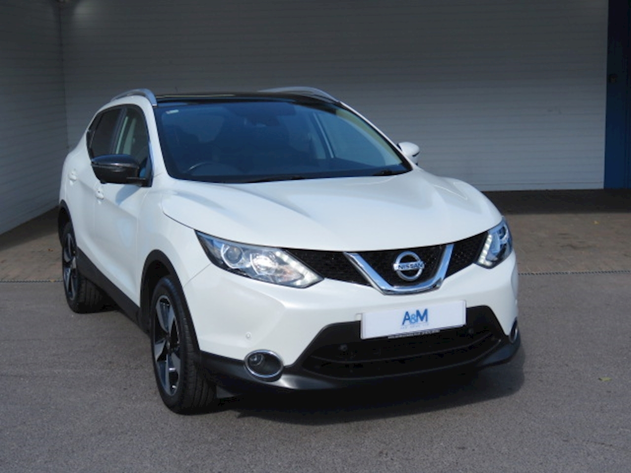 Nissan Qashqai N-Connecta 1.5 5dr SUV Manual Diesel