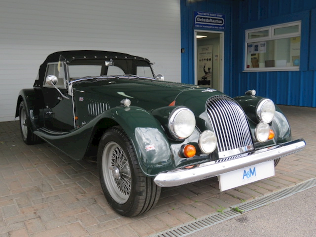 Morgan Plus 4  2.0 2dr Convertible Manual Petrol