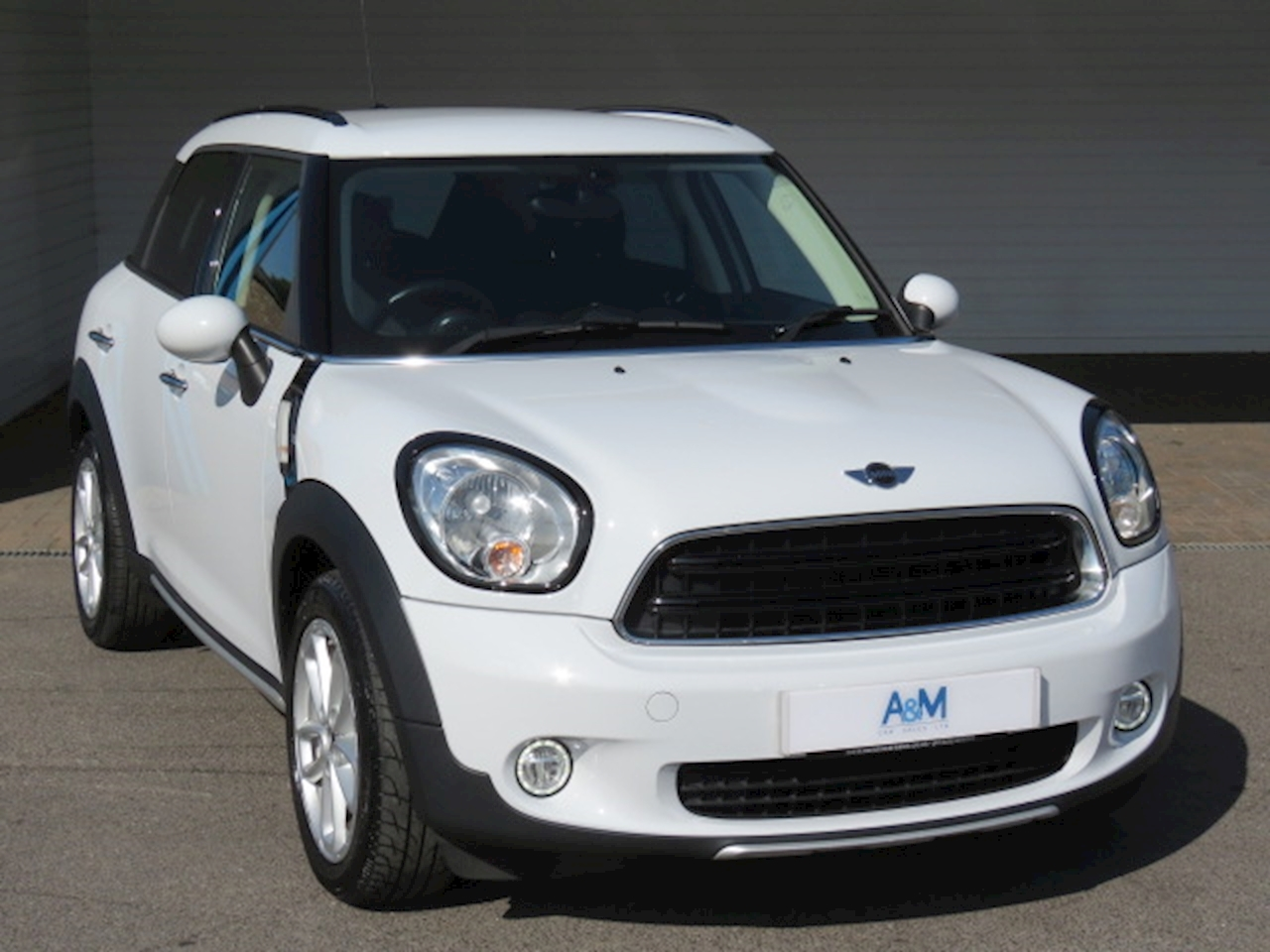 MINI Countryman Cooper D ALL4 Business Countryman 1.6 5dr Countryman Manual Diesel