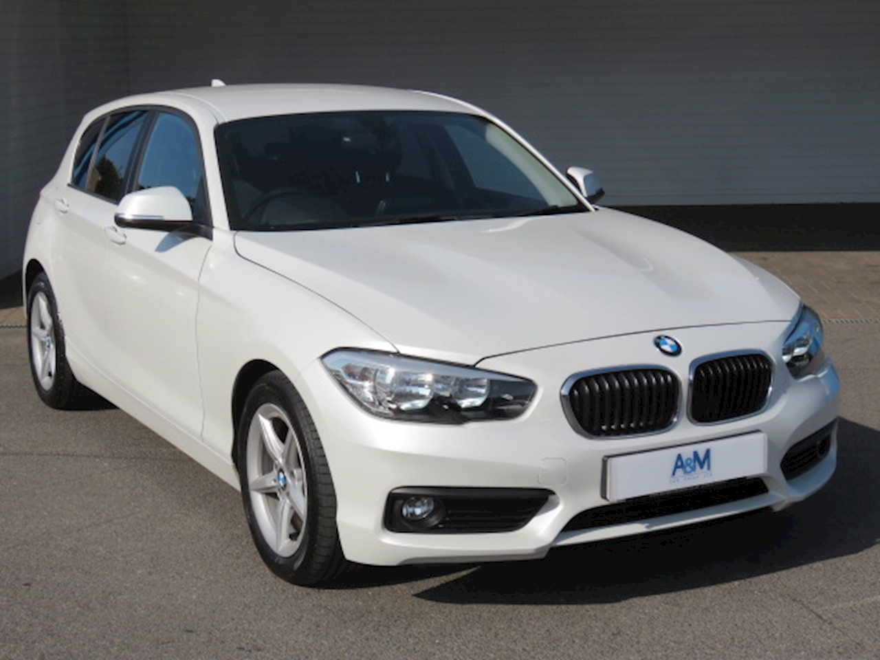 BMW 1 Series 116d ED Plus 5-Door 1.5 5dr 5 Door Sports Hatch Manual Diesel