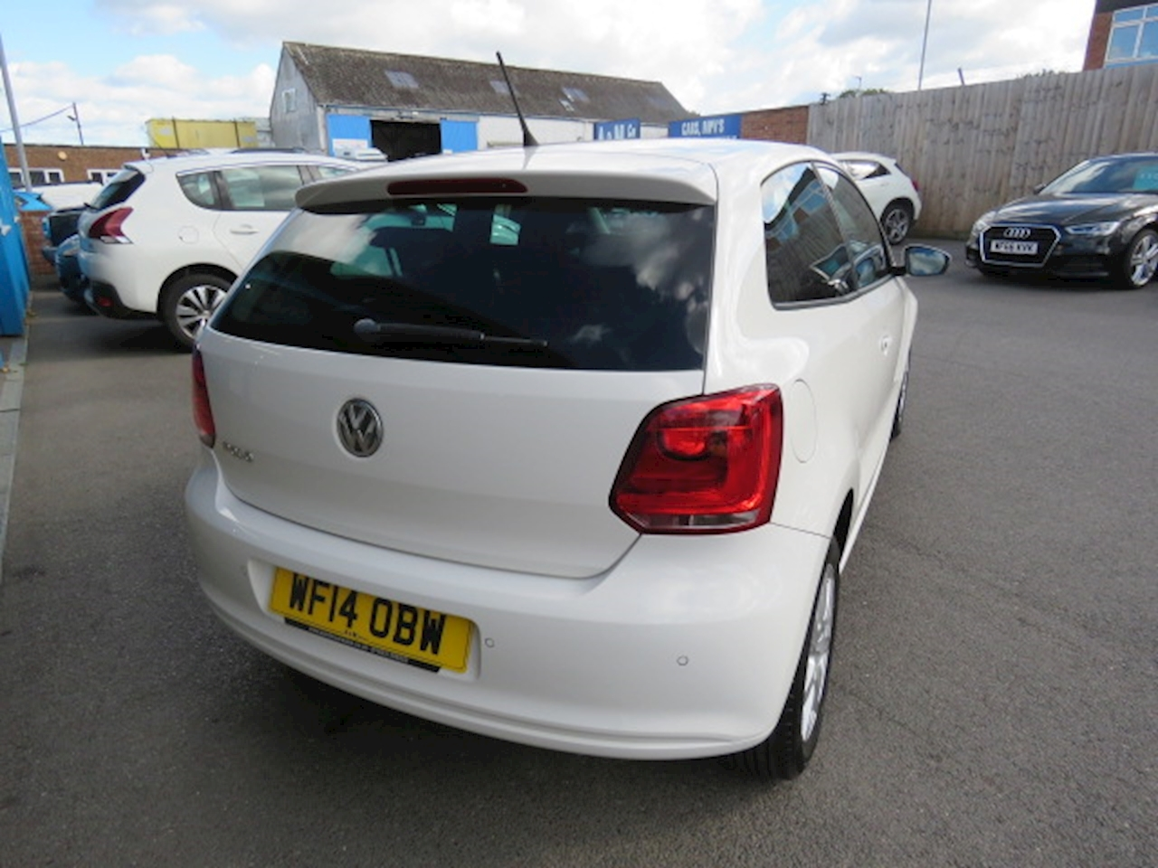 Volkswagen Polo Match Edition 1.2 3dr Hatchback Manual Petrol