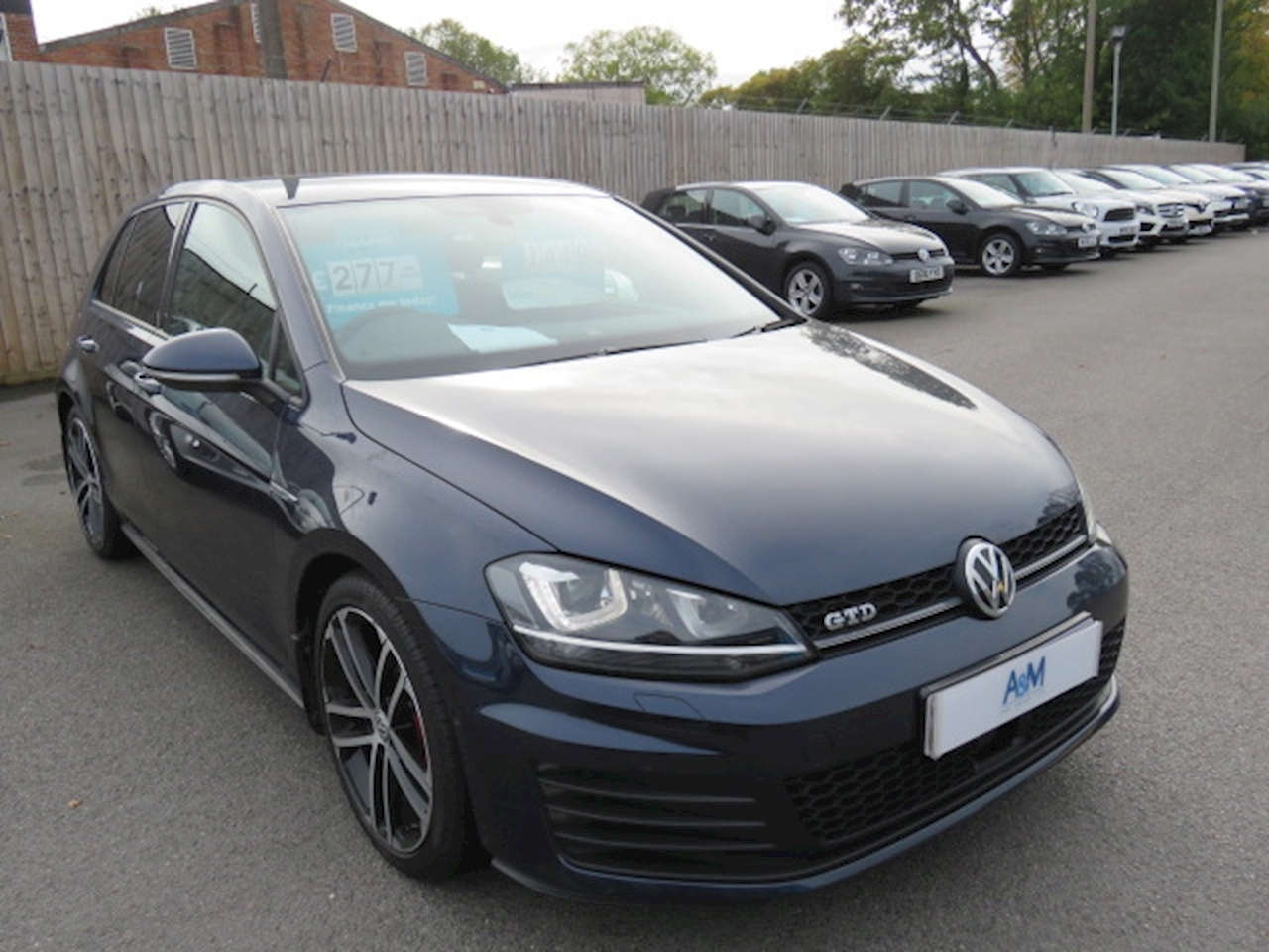Volkswagen Golf GTD 2.0 5dr Hatchback Manual Diesel