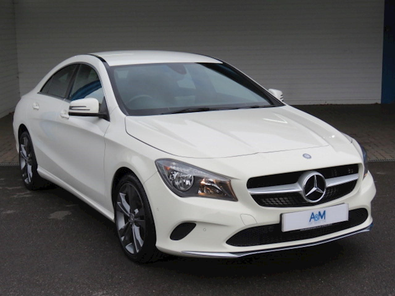Mercedes-Benz CLA Class Sport Coupe 2.1 Manual Diesel