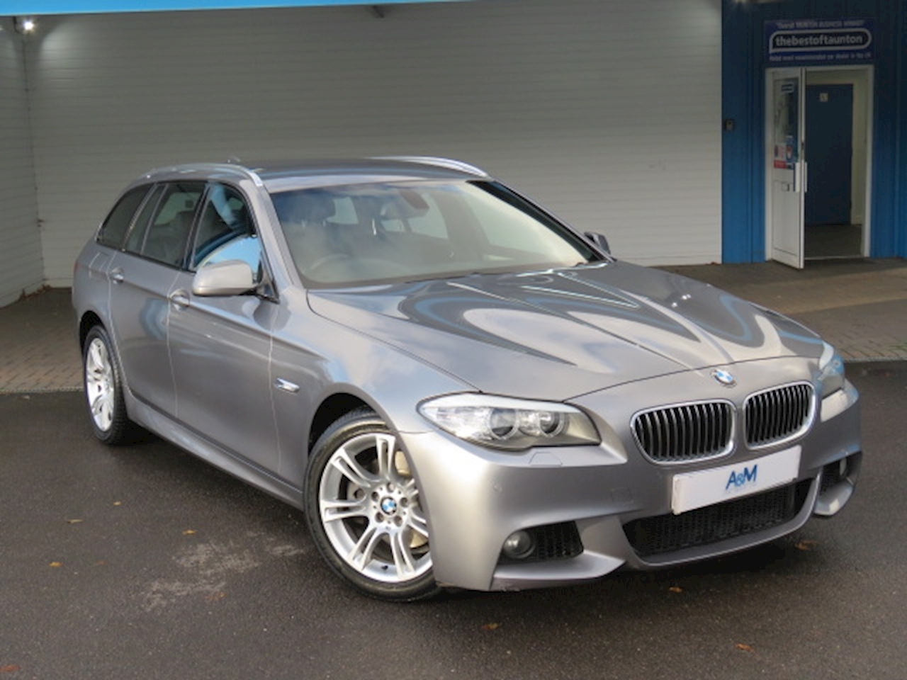 BMW Bmw 5 Series 520D M Sport Touring Estate 2.0 Automatic Diesel