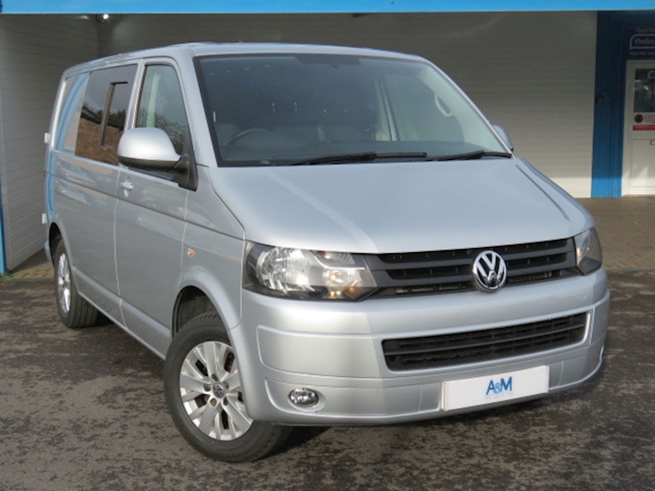 Volkswagen Transporter T28 Highline 2.0 4dr Panel Van Manual Diesel
