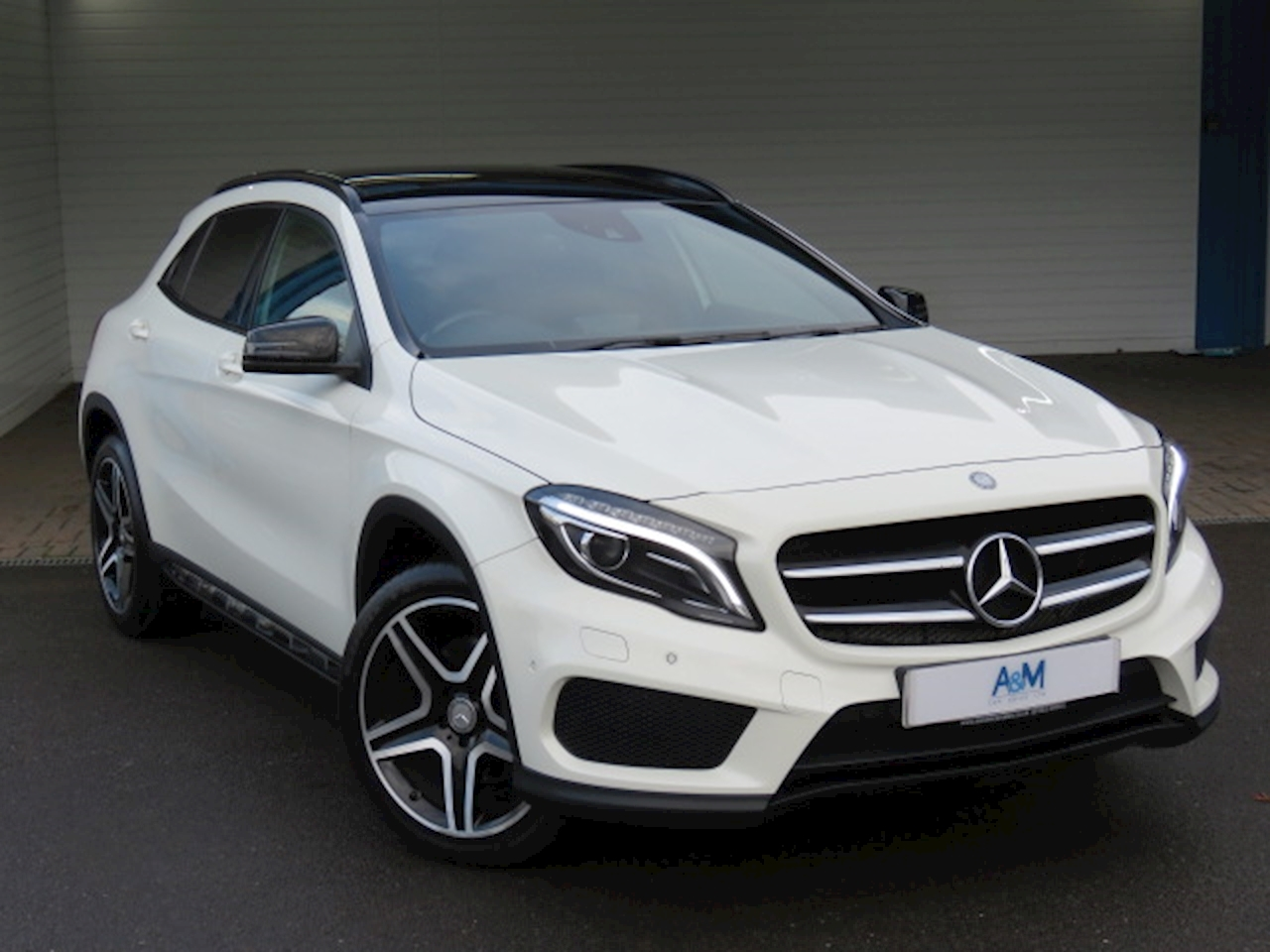 Mercedes-Benz GLA Class AMG Line 2.1 5dr SUV Automatic Diesel