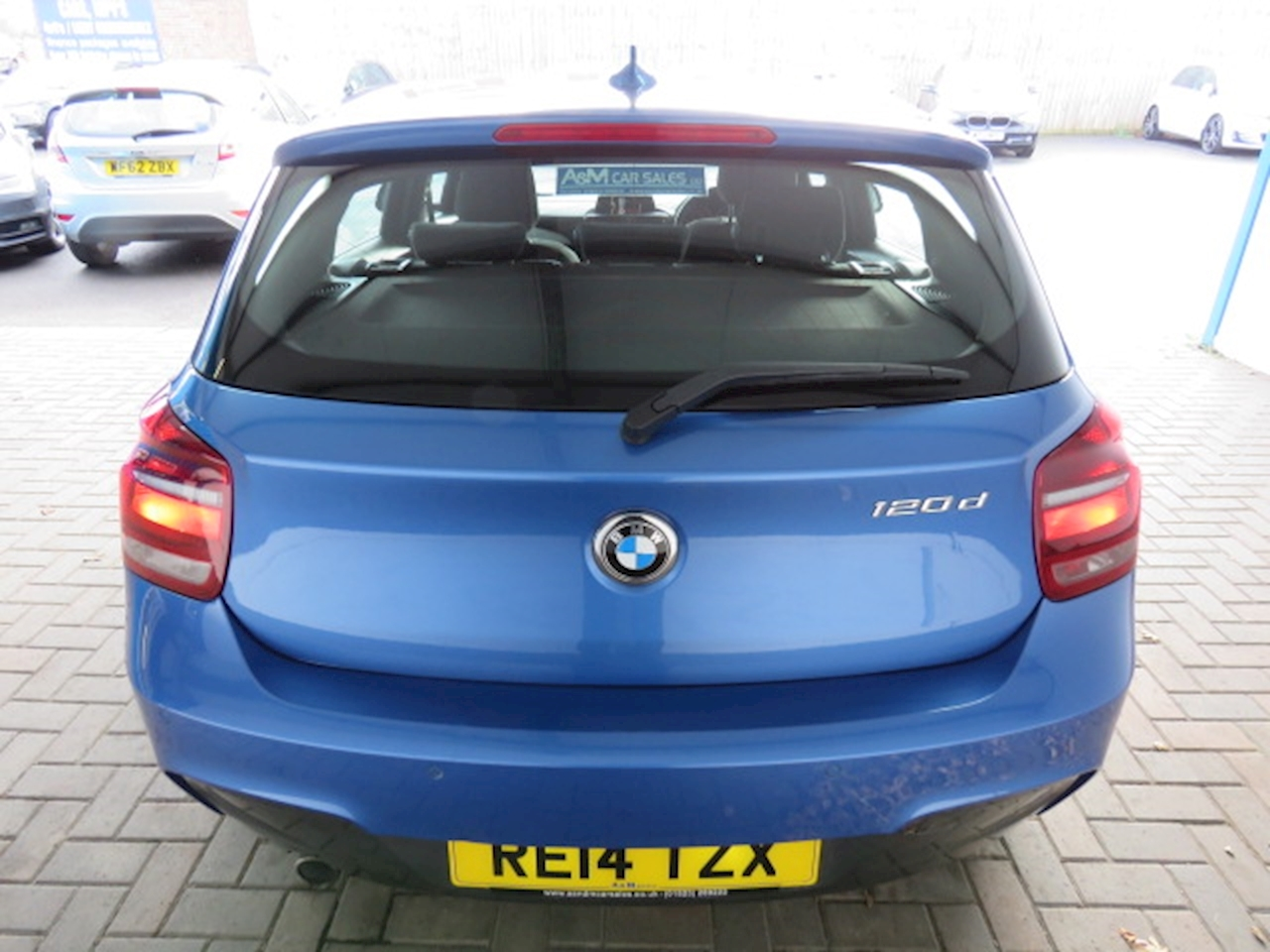 BMW 1 Series 120d M Sport 5 door 2.0 5dr 5 Door Sports Hatch Manual Diesel
