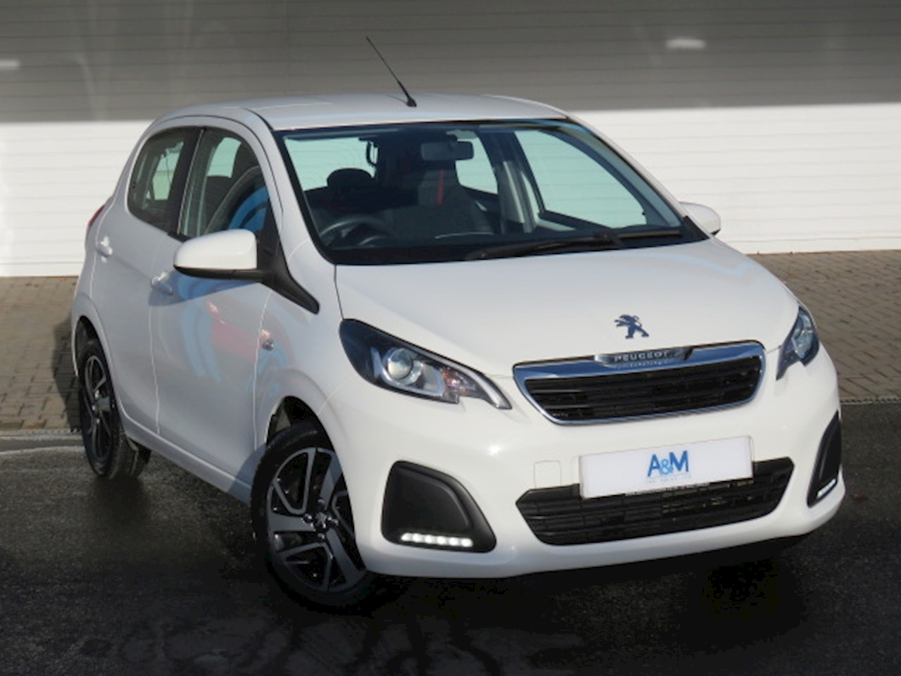 Peugeot 108 Active 1.0 5dr Hatchback Manual Petrol