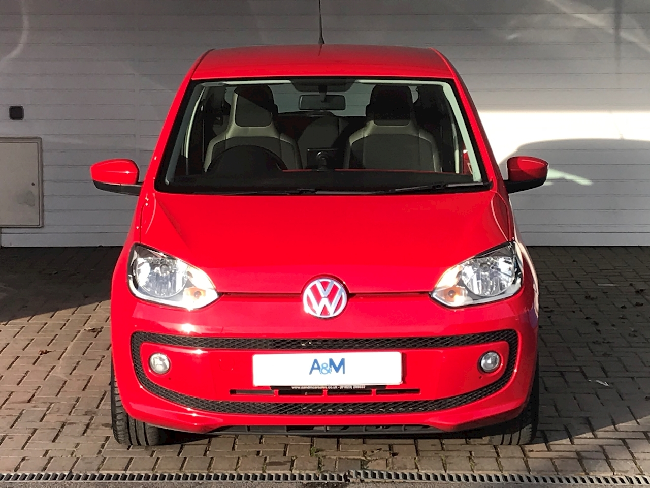 Volkswagen up! High up! Hatchback 1.0 Manual Petrol