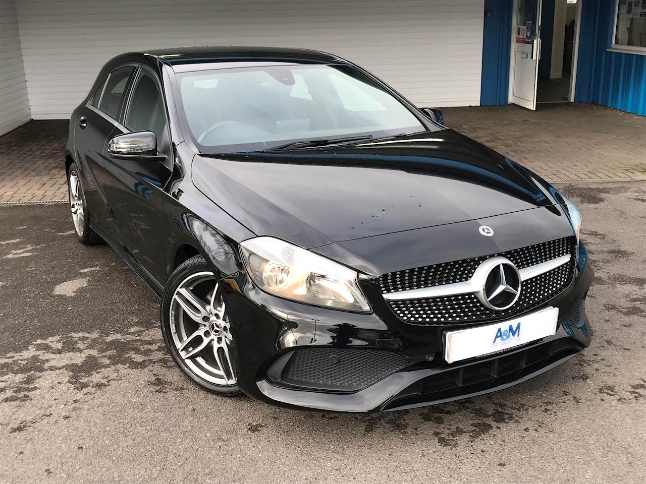 Mercedes-Benz A Class AMG Line Hatchback 1.6 Manual Petrol