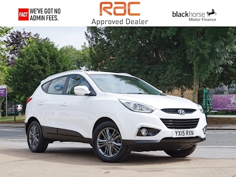 Hyundai Ix35 Gdi Se Estate 1.6 Manual Petrol