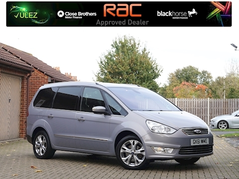 Ford Galaxy Titanium Tdci Mpv 2.0 Manual Diesel