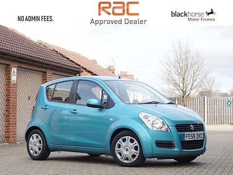Suzuki Hatchback 1.2 Manual Petrol