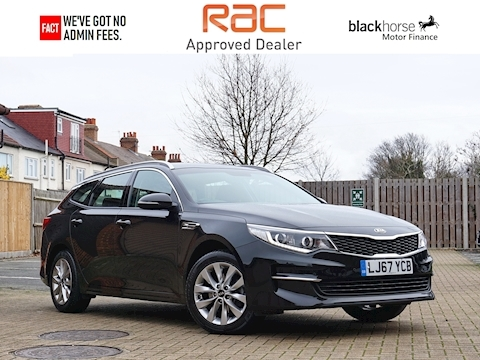 Kia Optima Crdi 2 Isg Estate 1.7 Manual Diesel