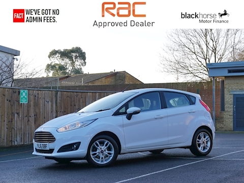 Ford Hatchback 1.5 Manual Diesel